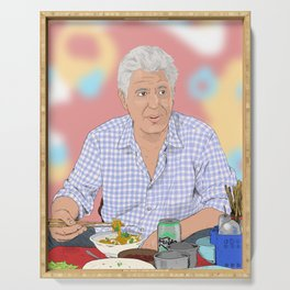 Anthony Bourdain Serving Tray