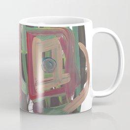 Abstract portrait 37 Coffee Mug