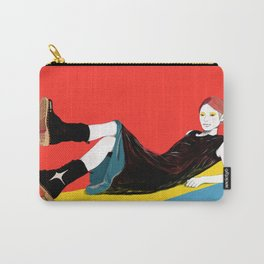 sae-orange Carry-All Pouch