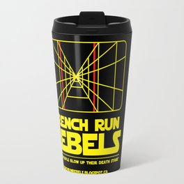 Trench Run Rebels Travel Mug