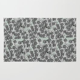 Mint Humbug (Flora) Rug