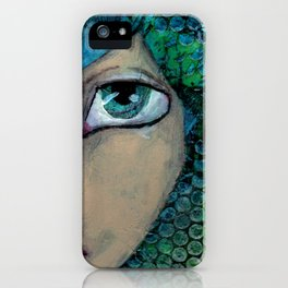 Jade iPhone Case