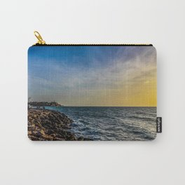Sunset at Jaffa  Carry-All Pouch