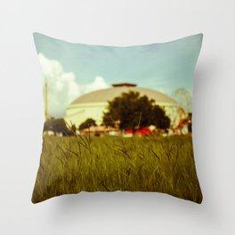 State Fair Throw Pillow