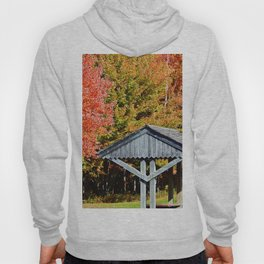 Resting Area in Full Colour Hoody