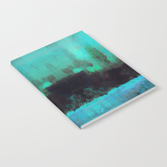 Lysergic Horizon Notebook