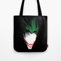 The Dark Joker Tote Bag