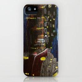 Moonlit Carenage iPhone Case