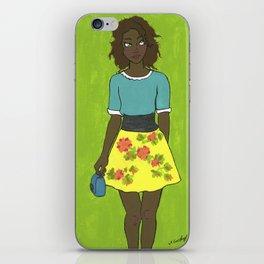 Spring Fashion  iPhone Skin