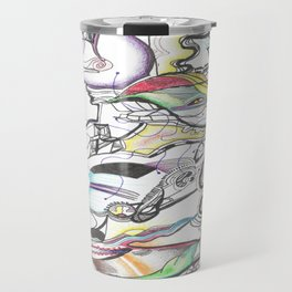 In Two Minds 1  Travel Mug