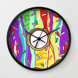 Doughtorious Wall Clock
