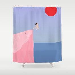 Loss // Gain Shower Curtain