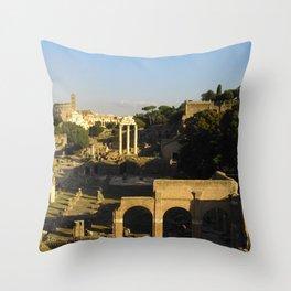 Rome1 Throw Pillow