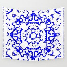 CA Fantasy Blue series #2 Wall Tapestry
