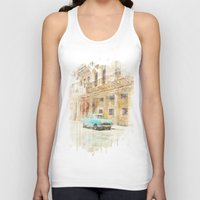 rio Tank Tops featuring RIO by Nechifor Ionut