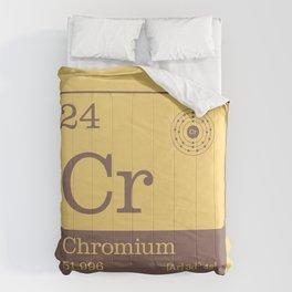 Periodic Elements - 24 Chromium (Cr) Comforters
