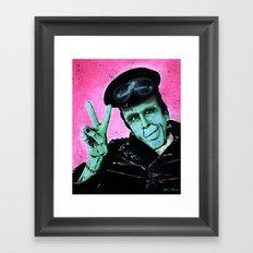 Munster Go Home! Framed Art Print