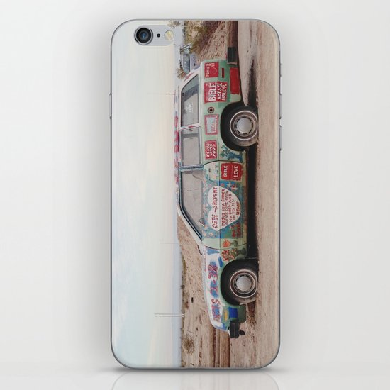 Car Art iPhone & iPod Skin