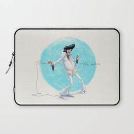 Elvis the Pelvis Laptop Sleeve