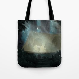 A vulture's nightmare Tote Bag