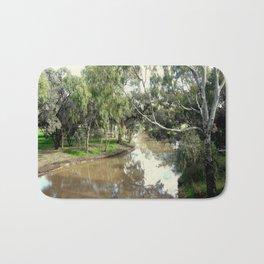 Australian Landscapes Bath Mat