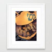 durarara Framed Art Prints featuring Durarara!! by hara