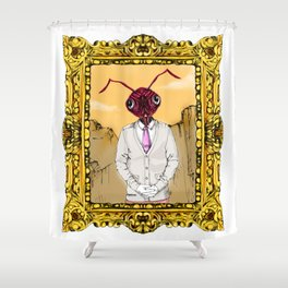 Dr. Ant Shower Curtain