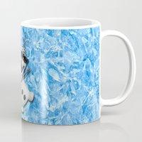 olaf Mugs featuring SNOW MAN OLAF by BeautyArtGalery