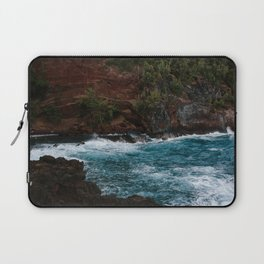 On the Beaches of Maui Laptop Sleeve