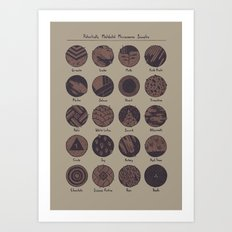 Potentially Mislabeled Microcosmos Samples Art Print