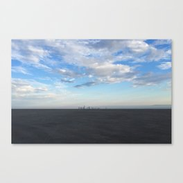 Los Angeles Griffith Park Canvas Print