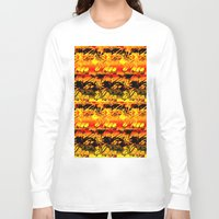 africa Long Sleeve T-shirts featuring Africa. by Assiyam