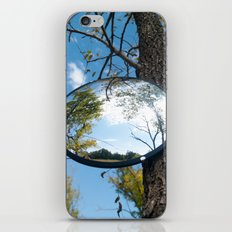 Surveillance Tree #1 iPhone Skin