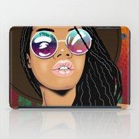 coachella iPad Cases featuring Coachella Chic by Mark Baker-Sanchez