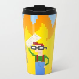 Geek Pride Metal Travel Mug