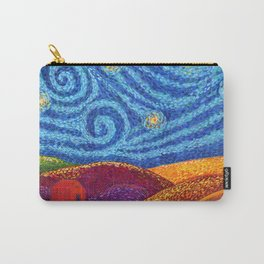 Grounding Hills Carry-All Pouch