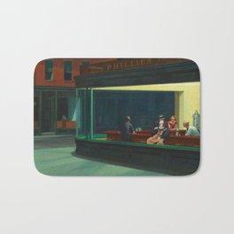 Pennywise in Hopper's Nighthawks Bath Mat