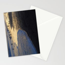 Seagulls In The Foam Stationery Cards