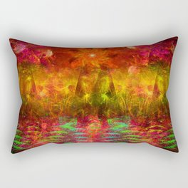 The Gnostic Archons Rectangular Pillow