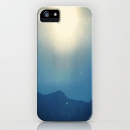 Glimpse of Summer  iPhone Case