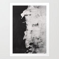BORDER Art Print