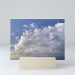 Side Light Mini Art Print