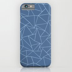 Ab Outline Blues Slim Case iPhone 6s