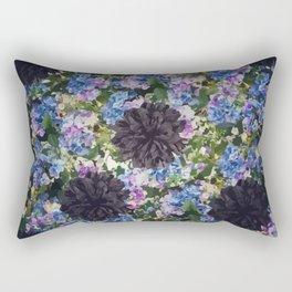 Flowers B1 Rectangular Pillow