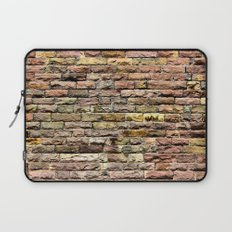 Pink bricks Laptop Sleeve