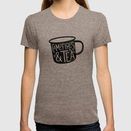 Campfires & Tea T-shirt