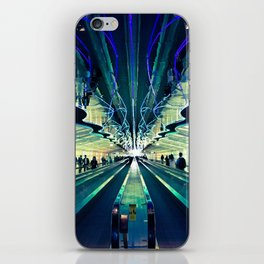 Layover iPhone Skin