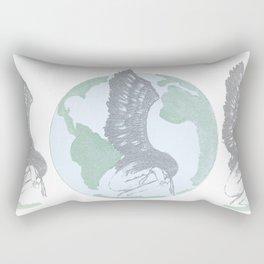 Earth Angel Rectangular Pillow