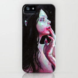 Lunacy iPhone Case