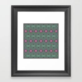 Pattern_03 [CLR VER I] Framed Art Print